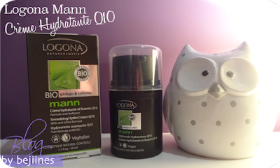 Logona Mann : les soins Bio Hommes