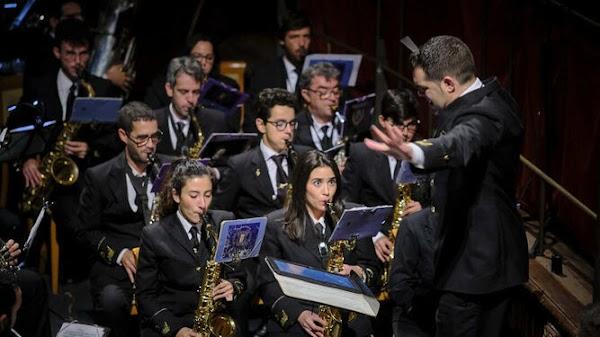 La banda de Conil actuará el domingo en el pregón