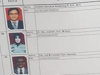 Dalam Makalah Tes Capim KPK, JJ Amstrong Usulkan KPK Hadapi Tantangan dan Buat Strategi Pemberantasan Korupsi