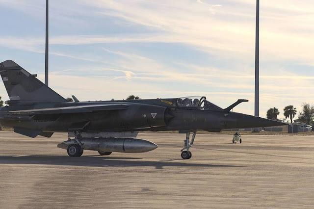 ATAC Mirage F1 Tyndall