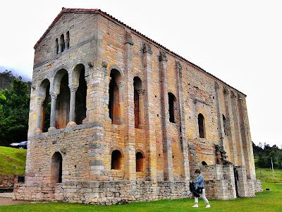 Patrimonio de la Humanidad en Europa y América del Norte. España. Monumentos de Oviedo y el Reino de Asturias.