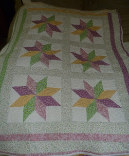 CHQuilts: Jeff's baby quilt