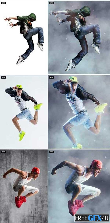 Soul Photoshop Action