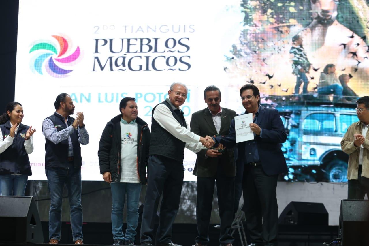 SEGUNDA EDICIÓN TIANGUIS PUEBLOS MÁGICOS SAN LUIS POTOSÍ 1