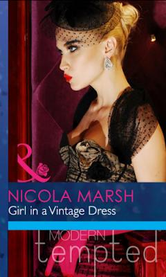 Girl in a Vintage Dress by Nicola Marsh Pdf