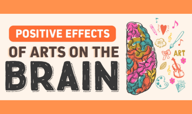 The Positive Impact of Art on Our Brain