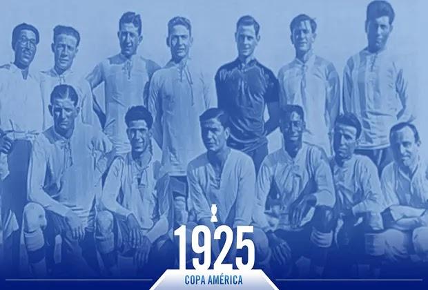 كاس امريكا الجنوبية 1925