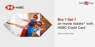 Buy 1 ticket and get 1 free with HSBC Credit Cards
