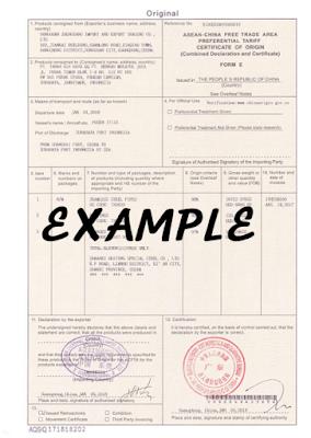 Manfaat COO (Certificate Of Origin) untuk Ekspor dan Impor