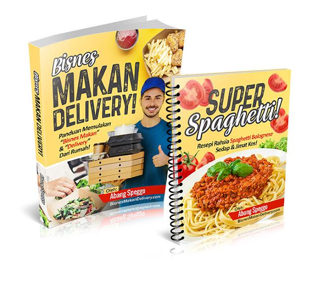 cara bisnes makanan delivery