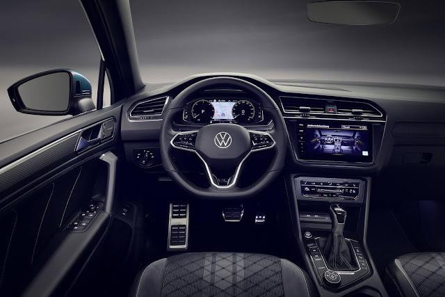 Novo VW Tiguan 2021 R