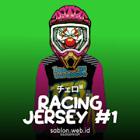 10 Desain Inspirasi Jersey Racing Part #1 Dry-fit Printing : Sublimation