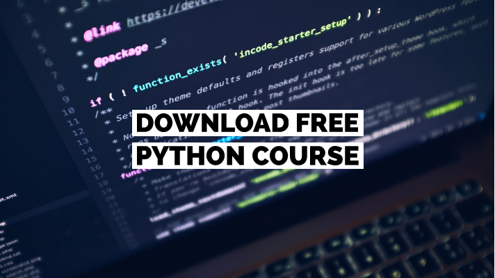 Download Free Python Courses