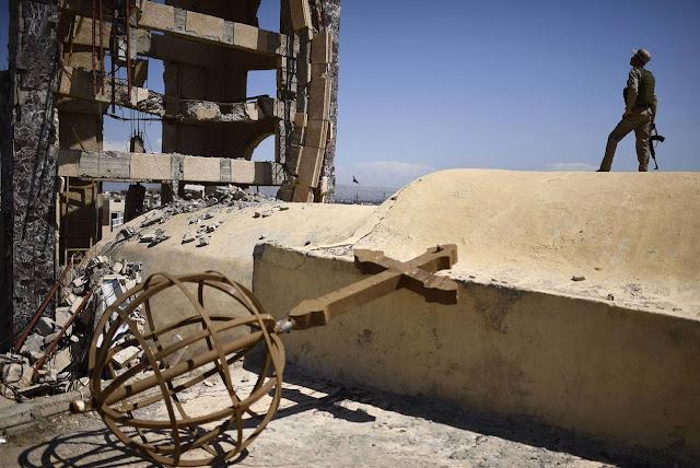 Το Ισλαμικό Κράτος και οι χριστιανοί του Ιράκ