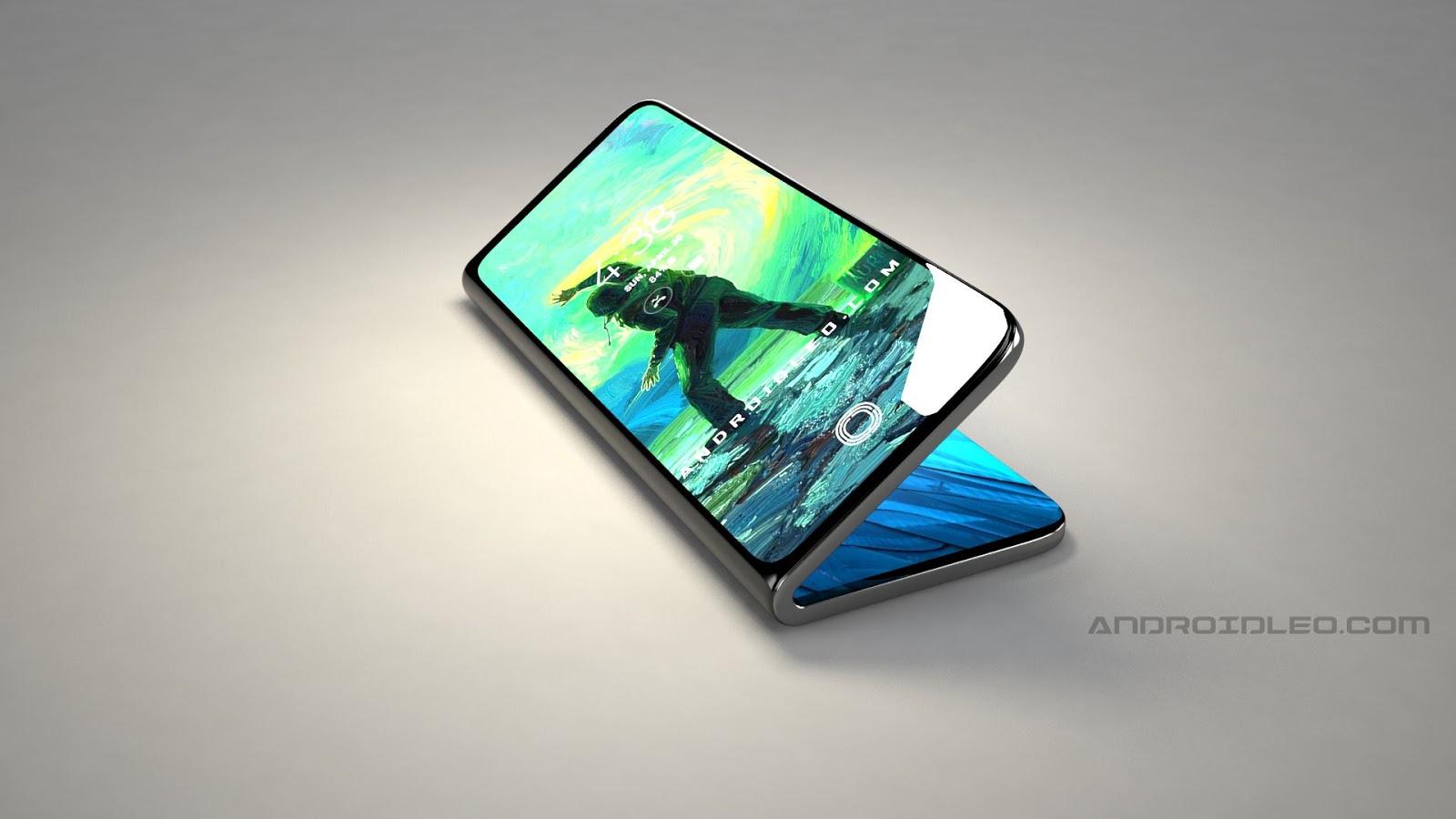 Samsung galaxy f foldable specs