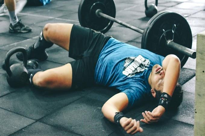 Estoy enfermo ¿Debo entrenar? ¡No quiero perder músculo!