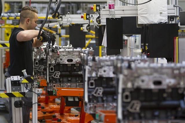 Fokozatosan újraindul a motorgyártás a szentgotthárdi Opel-gyárban szerdától