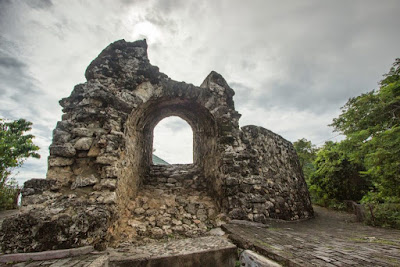 Benteng Otahana Gorontalo