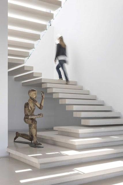 stair landing design