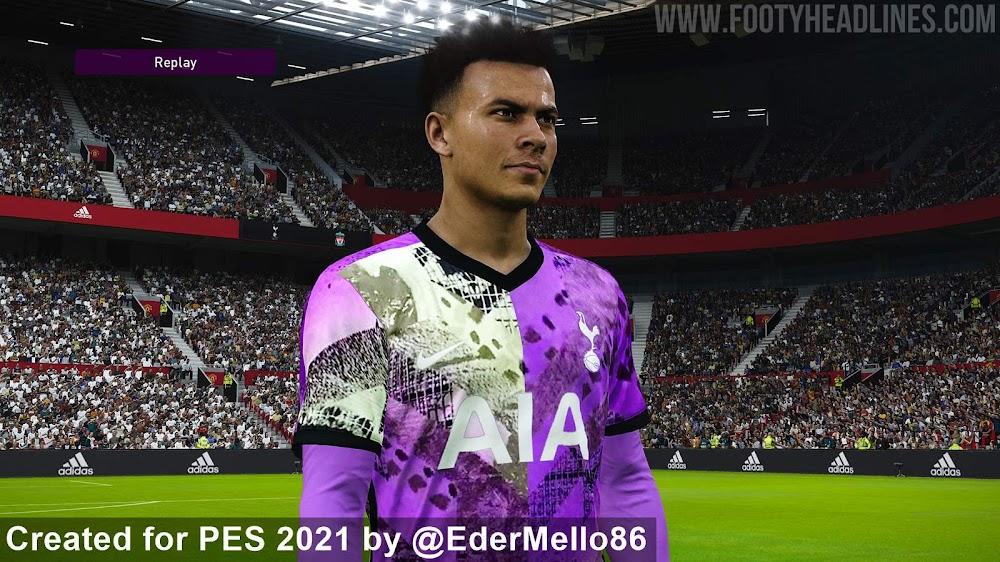 Tottenham Hotspur 21 22 Third Kit Leaked Footy Headlines