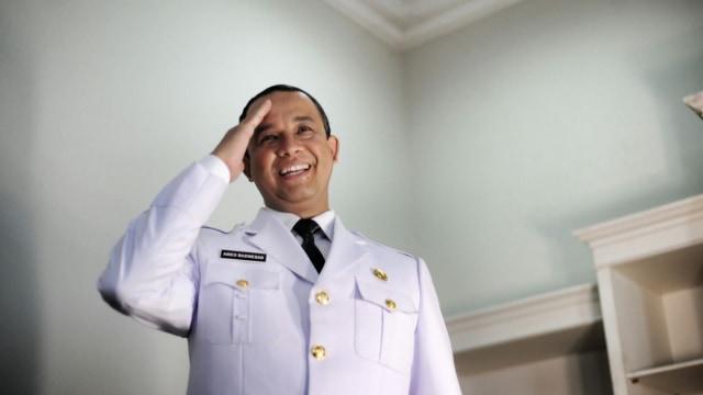 Jakarta Kirim Bantuan Penanggulangan Karhutla, Pemprov Jambi: Terima Kasih Pak Anies