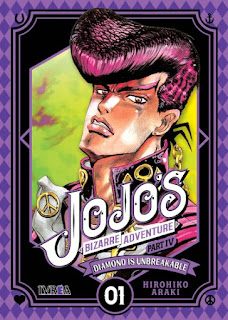 JOJO'S BIZARRE ADVENTURE - Diamond is Unbreakable 01