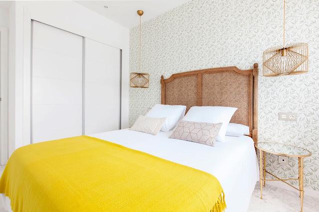 decoración dormitorio reforma integral hermanas bolena