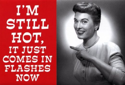 Hot Flashes Cure Natural Way