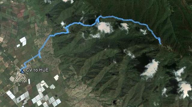 Ruta Cerro Viejo - Bosque de los Magueyes - Huejotitán