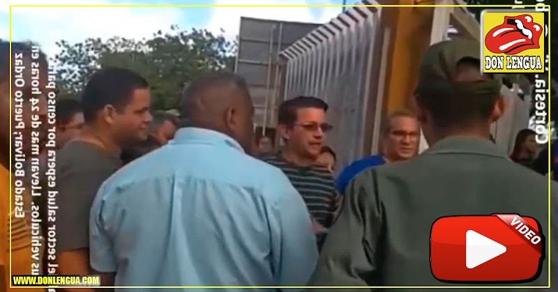 GNB maltrata a personal médico durante censo para la gasolina