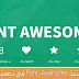 استعمل مكتبة Font-Awesome في تصميمك للمواقع