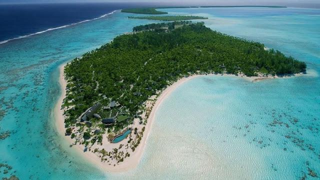 The Brando Resort, Tahiti.
