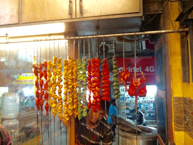 Street Food Night Out, Mannady, North Chennai
