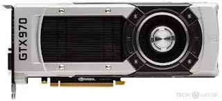 GTX 970 graphics card image