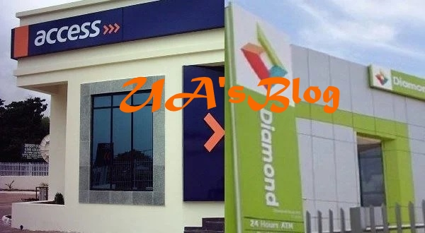 Diamond Bank confirms merger with Access Bank, gives reasons