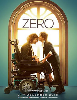 Zero 2018 Hindi 720p BluRay 1.2GB