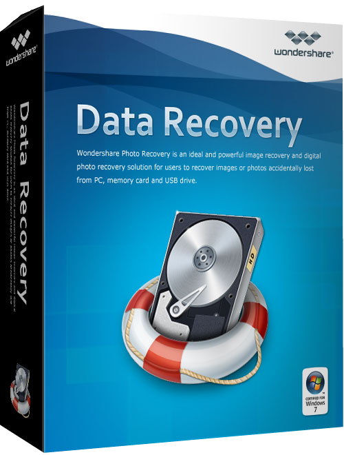Download Wondershare Data Recovery 4.8.1.1