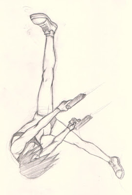 Drawing Action Poses Www Picturesso Com