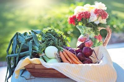 Gaya Hidup Sehat Dengan Makanan Organik