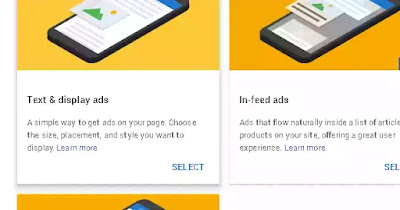 How to add ads to your blog post