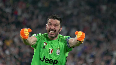 UEFA-08 Juventus 3 vs 0 Barcelona 11-04-2017