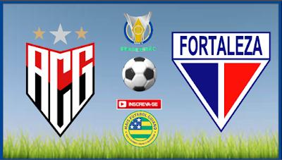 Atlético quer carimbar sua vaga na Série A de 2021, hoje (24) contra o Fortaleza