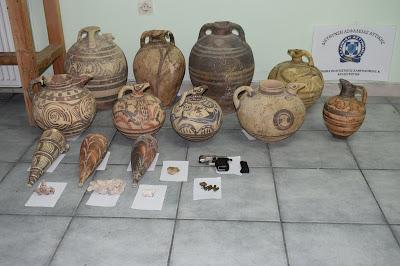 Νυχτοφύλακας επιχείρησε να κλέψει μουσείο της Σαντορίνης