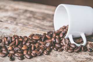 Biji kopi bermutu