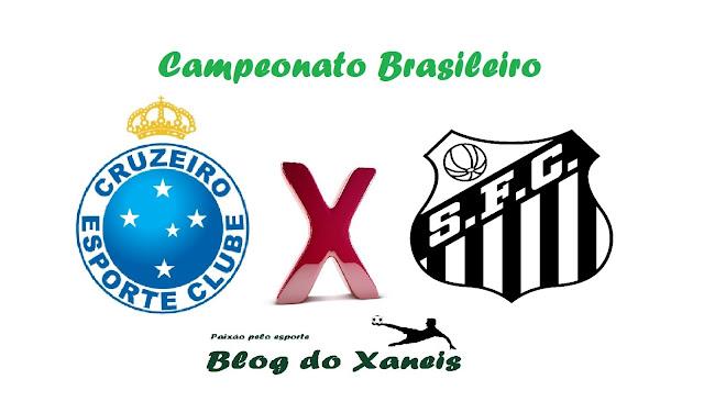 Cruzeiro x Santos Brasileirão Série A 20/11/2016, 17:00 Mineirão, Belo Horizonte, Minas Gerais