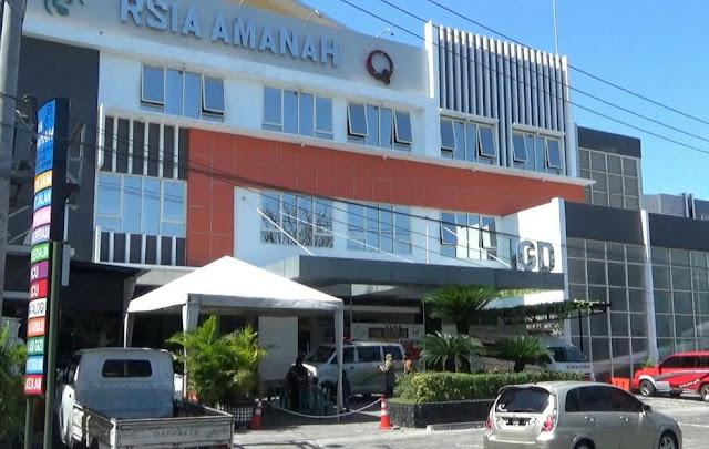 Pemilik Rumah Sakit Ibu Dan Anak (RSIA) Amanah Probolinggo Terkonfirmasi Positif COVID-19