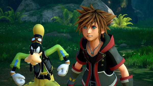 Kingdom Hearts 3 (Tangled) Screenshot