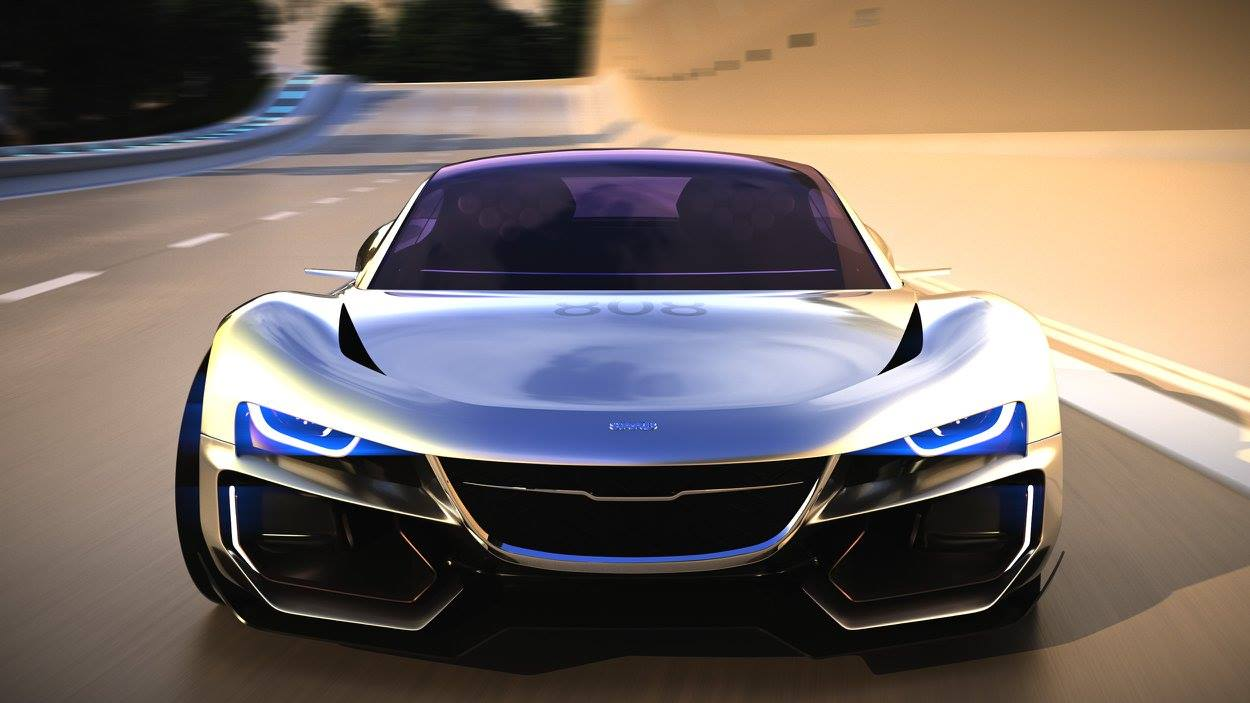 Razor Side By Side >> Saab AiroX Autonomous Concept Supercar Is A Swedish Dream | Carscoops