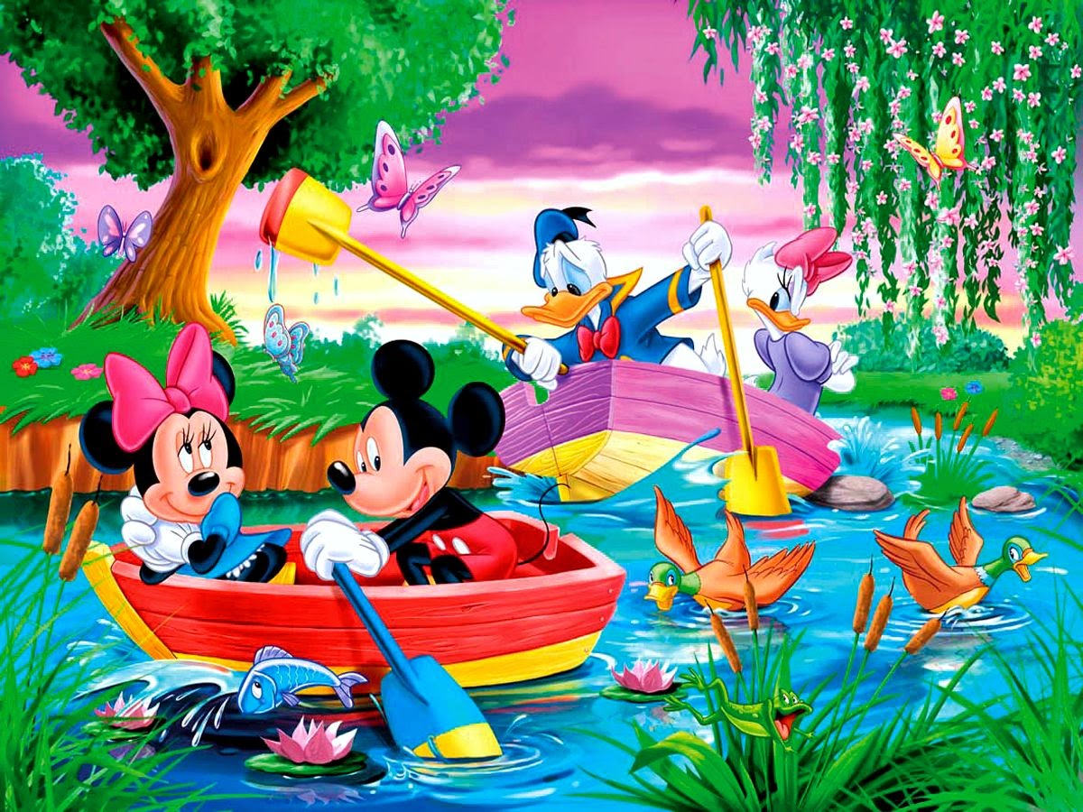 Galeri Download Gambar Kartun Mickey Mouse