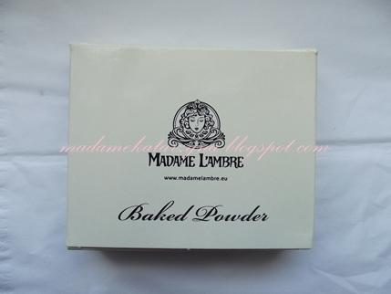 Idealny rozświetlacz dla tłustej cery? Madame Lambre